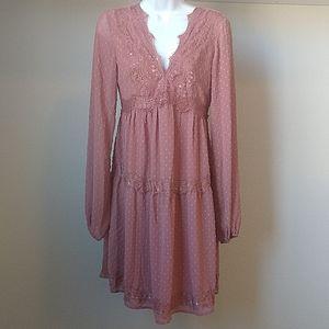 Pink Lulu's Dress - Small